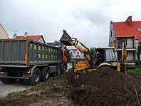 Вывоз стрительного мусора самасвалы эскаваторы