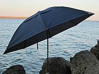 Пляжный зонт складной 1.8 метра дм с клапаном и конструкцией ромашки