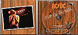 Музичний сд диск AC/DC Fly on the wall (1985) (audio cd), фото 2