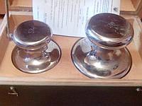 Гири комплект  Г3-51111,10 (класс 3 ГОСТ7328-82) поверны в УкрЦСМ 2013 г.