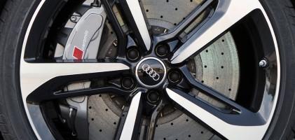 Диски и шины на Audi