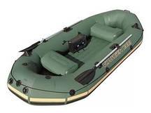Надувний човен Voyager 1000 Raft Bestway 65056