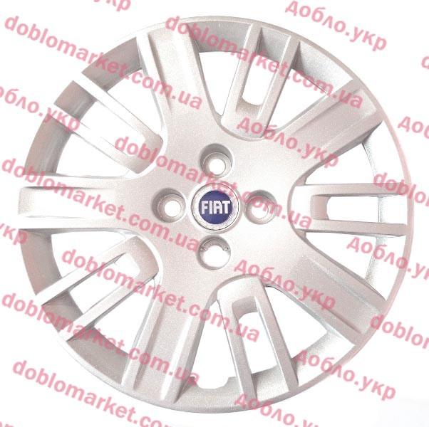 Колпак колесный R15 (синий) Doblo 2005-2016, Арт. 51755980, 51755980, FIAT