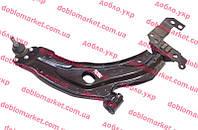 Рычаг передней подвески правый Doblo 2005-2016 OPAR, Арт. 51772988, 51772989, 51772988, FIAT