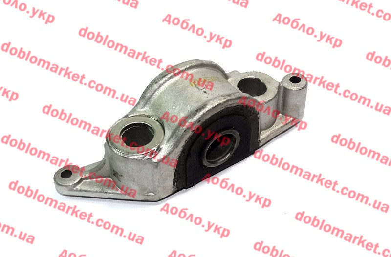 Сайлентблок переднего рычага задний левый алюминиевый Doblo 2000-2002, Арт. 59744, 51727865, RAPRO