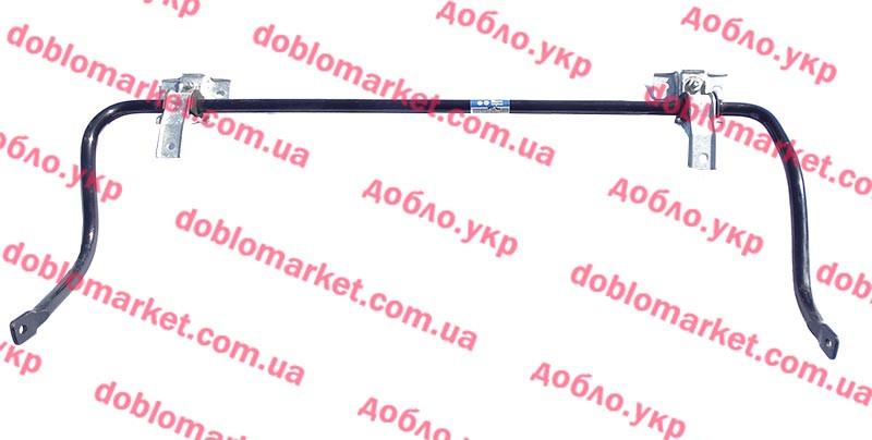 Стабилизатор задней подвески Panorama-Combi Doblo 2000-2016 (OPAR), Арт. 46767262, 46767262, FIAT