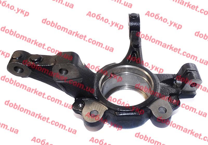 Цапфа правая +ABS Doblo 2009- (OPAR), Арт. 51940116, 51810666, 51940116, FIAT