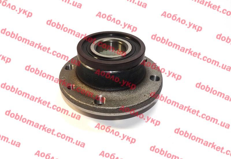 Подшипник-ступица задний (-ABS) Fiorino Linea 2007-, Арт. BAF0040B, 51754192, SKF