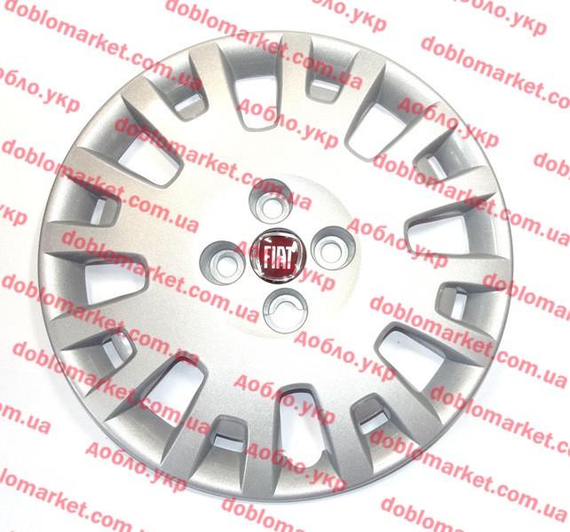 Колпак колесный R15 Fiorino 2007-, Арт. 735466711, 735466711, FIAT