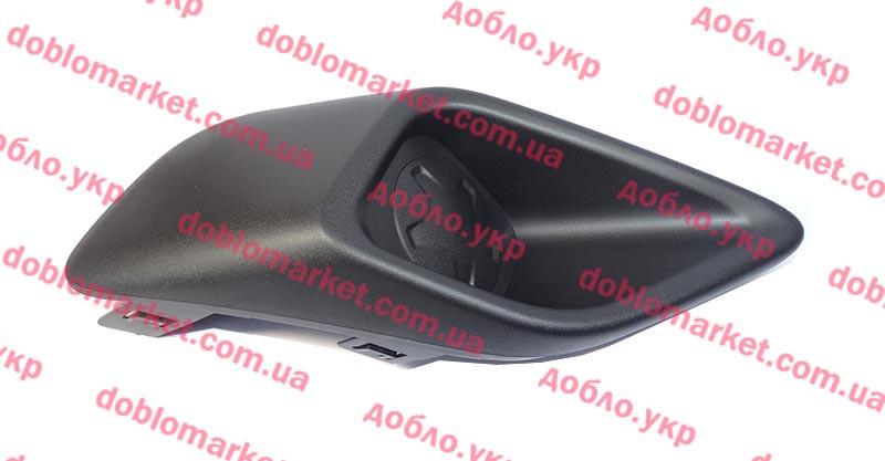 Петлица бампера противотуманной фары правая Doblo 2015- (без отверстия) OPAR, Арт. 735615287, 735615287, FIAT