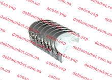 Вкладиші шатунні 1.6 i 16v STD Doblo 2000-2011, Арт. KL4289SA STD, 55212646S, 55212647S, 55212648S, 7597964S,