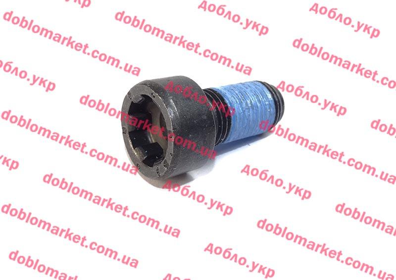 Болт маховика двухмассового демпфирующего 1.6MJTD-2.0MJTD Doblo 2009-, Арт. 55214338, 55203317, 55214338, FIAT