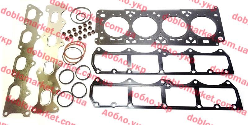Комплект прокладок верхний 1.6i 16v Doblo 2000-2016 (OPAR), Арт. 71748292, 71748292, FIAT