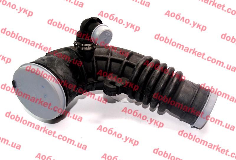 Патрубок воздушного фильтра воздухомер-турбина 1.9MJTD (88 kw) Doblo 2005-2016 (OPAR), Арт. 55198903, 55198903, FIAT