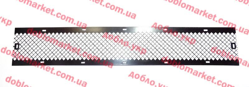 Решетка бампера центральная нижняя Doblo 2000-2005, Арт. 51742563, 46842979, 51742563, FIAT
