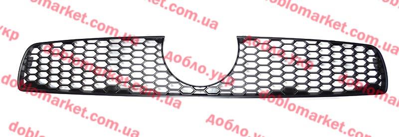 Решетка бампера центральная Doblo 2009-, Арт. 0, 735509440, PLEKSAN