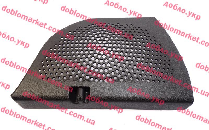 Решетка динамика багажника левая Doblo 2000-2005, Арт. 735287087, 735287087, FIAT