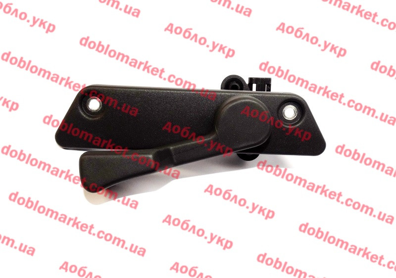 Ручка двери распашной задней правой (боковая) Doblo 2000-2016, Арт. 735379978, 735379978, 735291867, FIAT