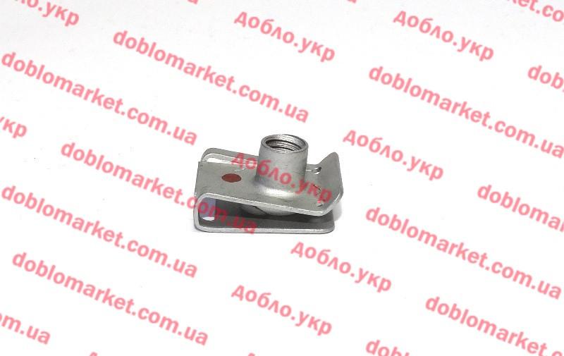 Скоба крепления бампера переднего Doblo 2009-, Арт. 1356354080, 1356354080, FIAT