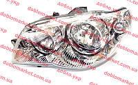 Фара левая Albea Siena 2002-2012 (белая), Арт. 20В092F56B, 51799744, 51754472, TYC