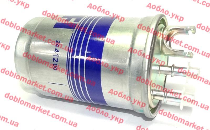 Фильтр топливный 1.9D Doblo 2000-2005, Арт. 2441200, 46737091S, UFI