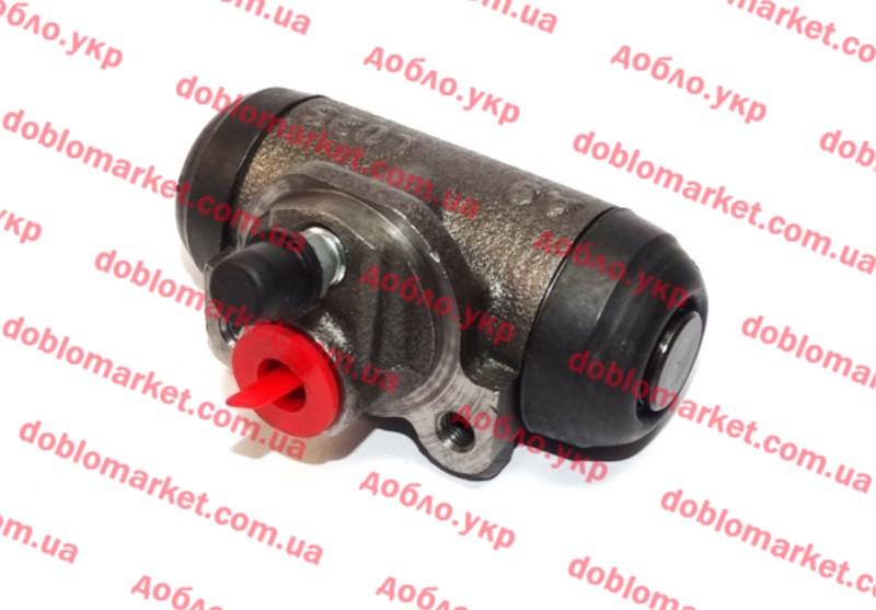 Цилиндр тормозной задний (малый) Doblo 2000-2005, Арт. LW15971, 9945980, DELPHI