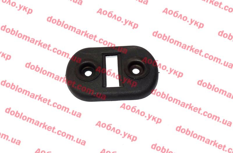 Уплотнитель тяги стопорной двери передней Doblo 2000-2016, Арт. 51765587, 51765587, FIAT