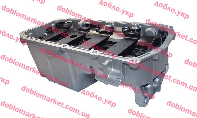 Поддон мотора (картера) 1.6MJTD-2.0MJTD Doblo 2009-, Арт. 62135, 55222621, MGA