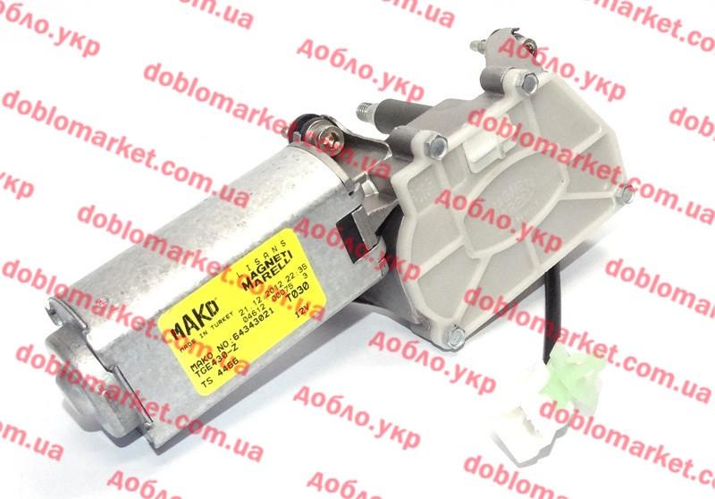 Мотор заднего стеклоочистителя (крышка багажника) Doblo 2000-2016 (OPAR), Арт. 51757281, 51757281, 71792350, 71792348, FIAT