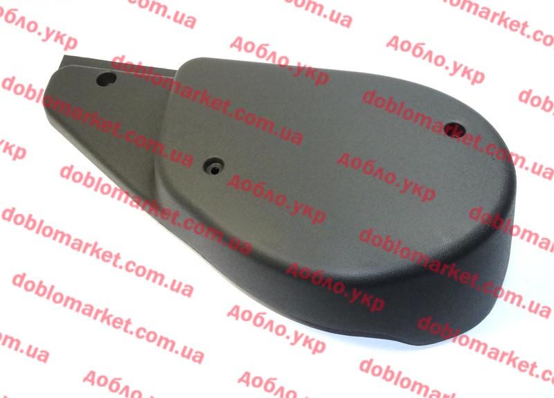 Пластик салона правый Doblo Maxi 2005-2011, Арт. 735393415, 735393415, FIAT