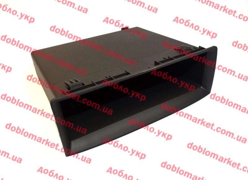 Полка-заглушка шахты радио Doblo 2000-2011 (OPAR), Арт. 735417156, 735417156, FIAT