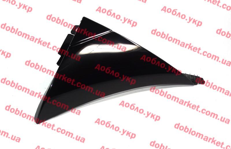 Уголок зеркала наружного левый Doblo 2009-, Арт. 735498423, 735498423, FIAT