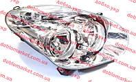 Фара правая Doblo 2009-2015, Арт. 51810671, 51810671, FIAT