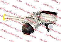 Маслоприемник-теплообменник 1.3MJTD Doblo 2009- Fiorino Linea 2007-, Арт. 55258606, 55258606, 55237892, FIAT