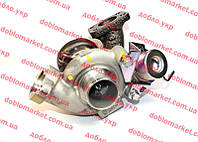 Турбина 1.6MJTD (66kw) Scudo 2007-, Арт. 9670371380, 9682881380, 9670371380, 71793889, 71794229, 71793891, FIAT