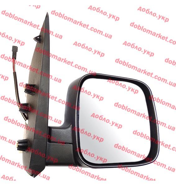 Зеркало правое Fiorino 2007- (электрическая регулировка), Арт. E1212, 735460567, SPJ