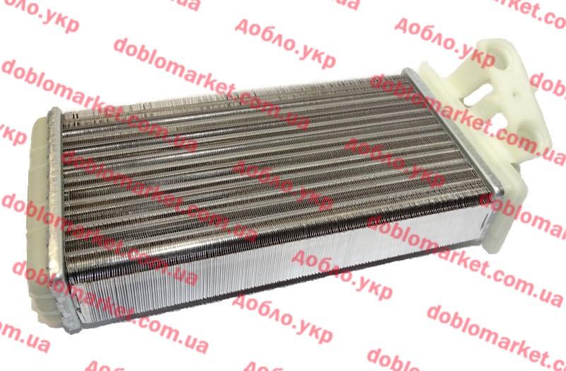Радиатор печки Albea-Siena 2002-2012, Арт. ТМП 0226, 46723061, MOTORTEC