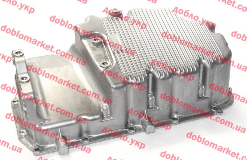 Поддон мотора (картера) 1.9d, 1.9mjtd-1.9jtd Doblo 2000-2011, Арт. 62500, 46770103S, MGA