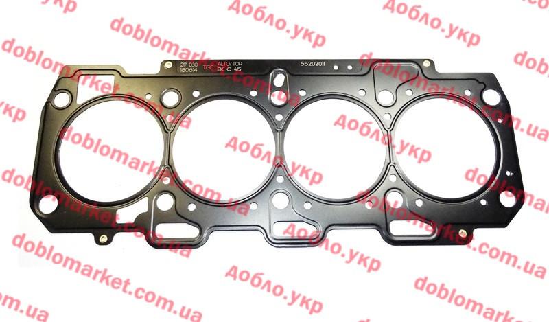 Прокладка головки блока 1.9JTD-1.9MJTD 2PEM (1.02mm) Doblo 2000-2011, Арт. 55202011, 55202011, FIAT