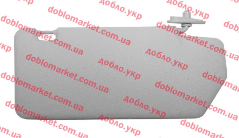 Козырек солнцезащитный левый Albea-Siena 2002-2012, Арт. 735511934, 735511934, FIAT