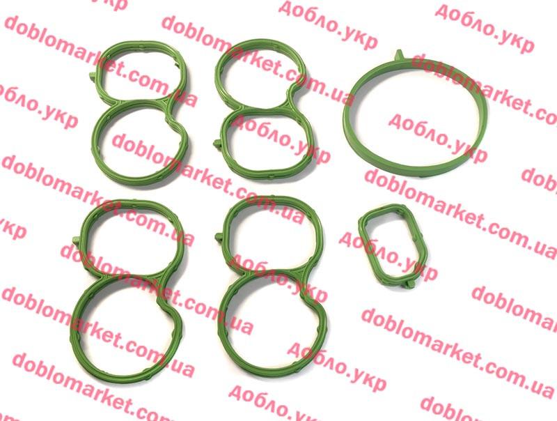 Прокладки впускного коллектора 1.6MJTD-2.0MJTD Doblo 2009-, Арт. 71754211, 71754211, FIAT