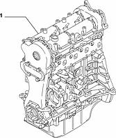 Двигатель 1.3 MJTD Doblo 2005 - ..., Арт. 71748210, 71748210, FIAT