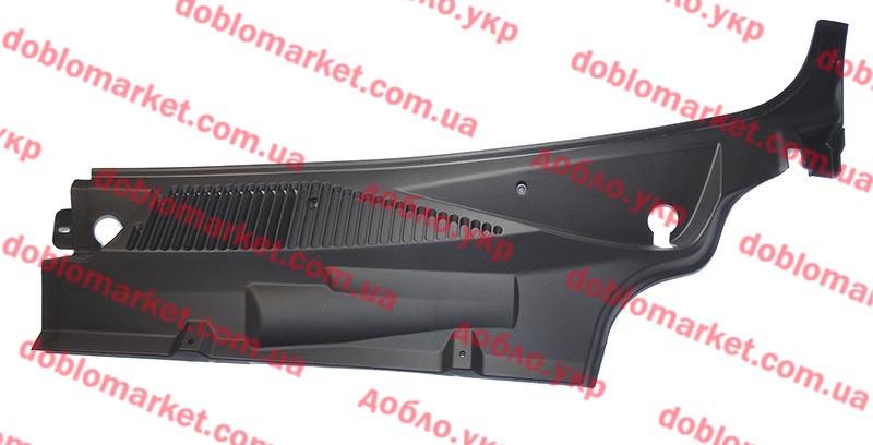 Водосток передний левый Doblo 2000-2016, Арт. 735393815, 735393815, FIAT