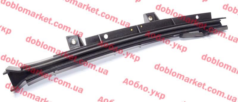 Желобок стекла передней правой двери Doblo 2000-2016 (OPAR), Арт. 51780575, 51780575, 46810616, FIAT