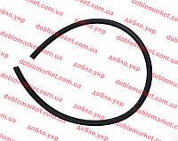 Уплотнитель стекла лобового верхний Doblo 2000-2016, Арт. 51783114, 51783114, FIAT
