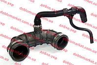 Патрубок воздушный фильтр-впускной коллектор 1.2i Albea-Siena 2002-2012, Арт. 46789769, 46789769, FIAT