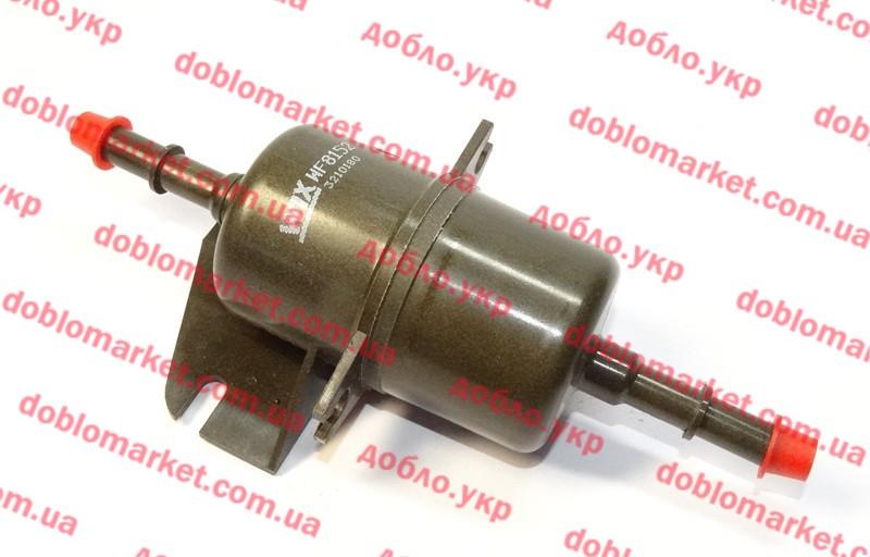Фильтр топливный 1.2i 16v-1.4i 8v Siena, Albea 2005-2012, Арт. WF8152, 46416684, 71736106, WIX