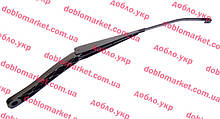 Рычаг стеклоочистителя переднего левый (поводок) Doblo 2000-2011, Арт. 93807, 51714017S, RBW