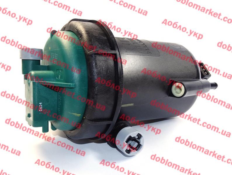 Корпус фильтра топливного 1.3МJTD 16v (62kw) Doblo 2004-2016, Арт. 5517500, 51773592, UFI