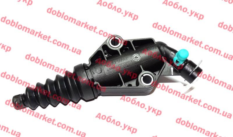 Цилиндр сцепления коробки передач 1.4i 8v-1.6i 16v Doblo 2000-2016, Арт. 804745, 55196190, VALEO